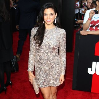 Jenna Dewan in Premiere of Columbia Pictures' 22 Jump Street