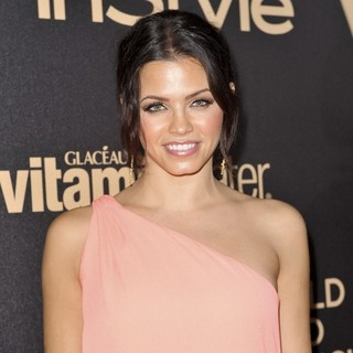 Jenna Dewan in Miss Golden Globe 2013 Party Hosted by The HFPA and InStyle