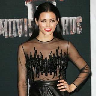 Jenna Dewan in MTV Movie Awards 2014 - Press Room