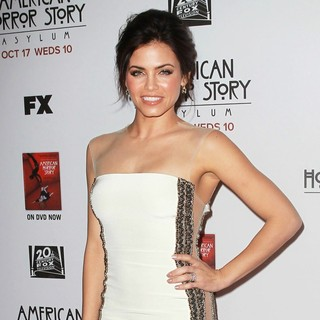 Jenna Dewan in Premiere Screening of FX's American Horror Story: Asylum