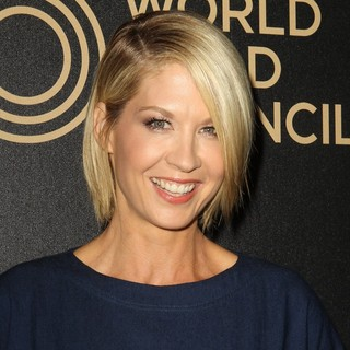 Jenna Elfman in Miss Golden Globe 2013 Party Hosted by The HFPA and InStyle