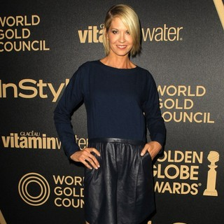 Jenna Elfman in Miss Golden Globe 2013 Party Hosted by The HFPA and InStyle - jenna-elfman-miss-golden-globe-2013-party-02