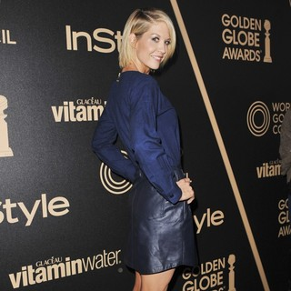 Jenna Elfman in Miss Golden Globe 2013 Party Hosted by The HFPA and InStyle - jenna-elfman-miss-golden-globe-2013-party-03
