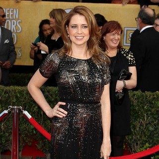 Jenna Fischer in 19th Annual Screen Actors Guild Awards - Arrivals - jenna-fischer-19th-annual-screen-actors-guild-awards-02