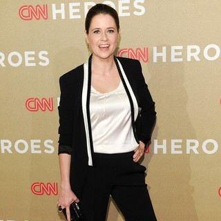 Jenna Fischer in CNN Heroes: An All-Star Tribute - Arrivals - jenna-fischer-cnn-heroes-an-all-star-tribute-02