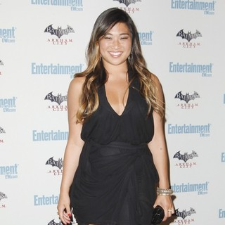 Jenna Ushkowitz in Comic Con 2011 Day 3 - Entertainment Weekly Party - Arrivals