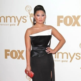 Jenna Ushkowitz in The 63rd Primetime Emmy Awards - Arrivals