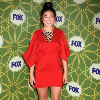 Jenna Ushkowitz in Fox 2012 All Star Winter Party - Arrivals