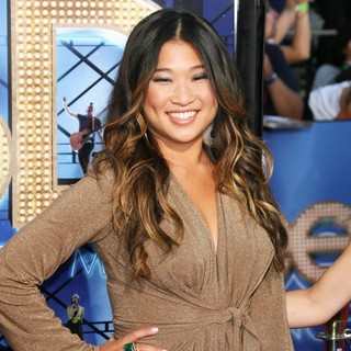 Jenna Ushkowitz in The World Premiere of Glee The 3D Concert Movie - Arrivals