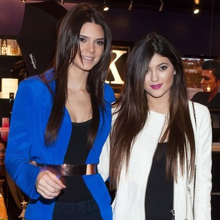 Kendall Jenner, Kylie Jenner in Kendall Jenner and Kylie Jenner Appear at Kardashian Khaos