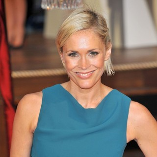 Jenni Falconer in The Premiere of Anna Karenina