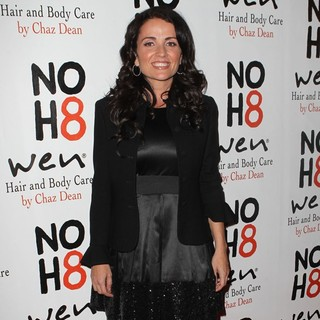 Jenni Pulos in NOH8 Celebrity Studded 4th Anniversary Party - Arrivals
