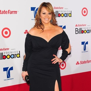 Jenni Rivera in Billboard Latin Music Awards 2012 - Arrivals