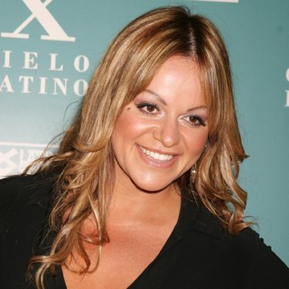 Jenni Rivera in Cielo Latino's Latino Commission on Aids Event