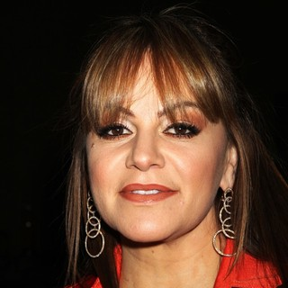 Jenni Rivera in Las Vegas Walk of Stars Honors Raul De Moliina and Lili Estefan