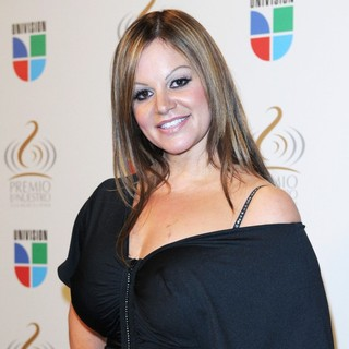 Jenni Rivera in Univision's Premio Lo Nuestro a La Musica Latina Awards - Press Room
