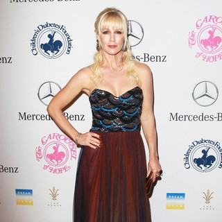 Jennie Garth in 26th Anniversary Carousel of Hope Ball - Presented by Mercedes-Benz - Arrivals