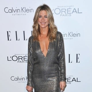 Jennifer Aniston in ELLE's 18th Annual Women in Hollywood Tribute - Red Carpet