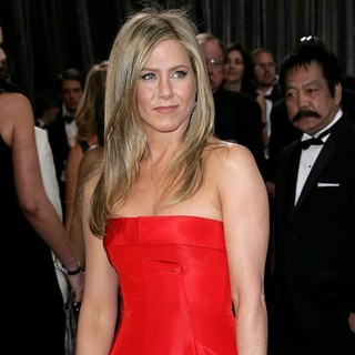 Jennifer Aniston in The 85th Annual Oscars - Red Carpet Arrivals