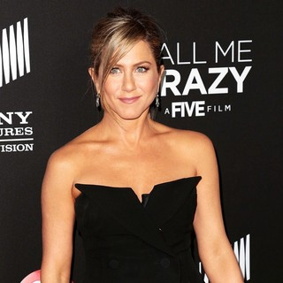 Jennifer Aniston in World Premiere of The Lifetime Original Movie Event Call Me Crazy: A Five Film