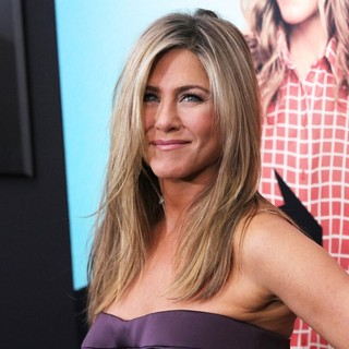 Jennifer Aniston in We're the Millers World Premiere
