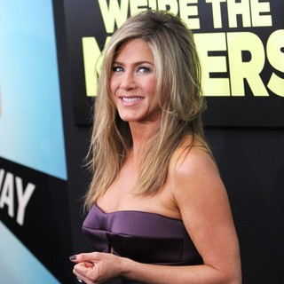 Jennifer Aniston - We're the Millers World Premiere