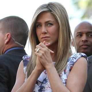 Jennifer Aniston - Jennifer Aniston Is Honored with A Star on The Hollywood Walk of Fame