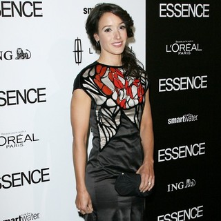 Jennifer Beals in 5th Annual ESSENCE Black Women in Hollywood Luncheon