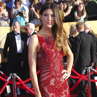 Jennifer Carpenter in The 18th Annual Screen Actors Guild Awards - Arrivals