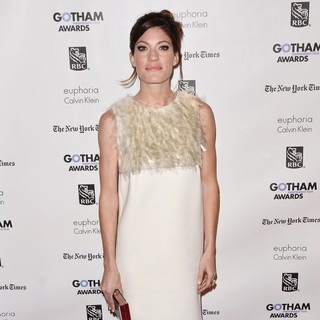 Jennifer Carpenter in Gotham Awards 2011 - Arrivals