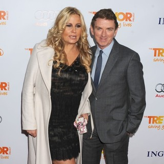 Jennifer Coolidge in The Trevor Project's 2011 Trevor Live! - Arrivals