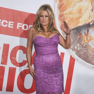 Jennifer Coolidge in American Reunion Los Angeles Premiere - Arrivals