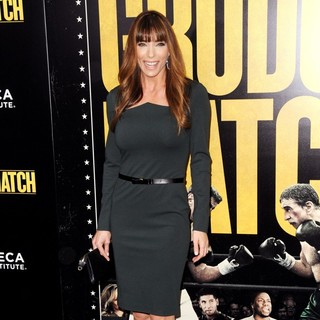Jennifer Flavin in Grudge Match New York Screening - Red Carpet Arrivals