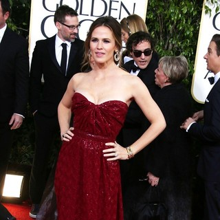 Jennifer Garner in 70th Annual Golden Globe Awards - Arrivals