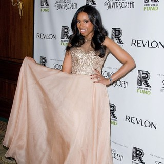 Jennifer Hudson in The 2012 Concert for The Rainforest Fund Afterparty - Arrivals