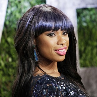 Jennifer Hudson in 2013 Vanity Fair Oscar Party - Arrivals
