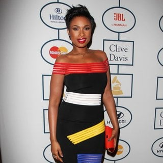Jennifer Hudson in 2014 Pre-Grammy Gala and Grammy Salute to Industry Icons - Clive Davis