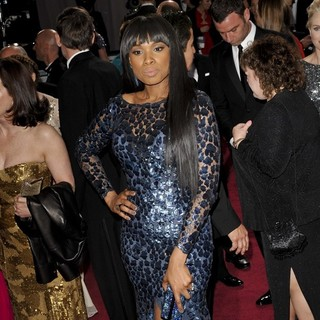 Jennifer Hudson in The 85th Annual Oscars - Red Carpet Arrivals