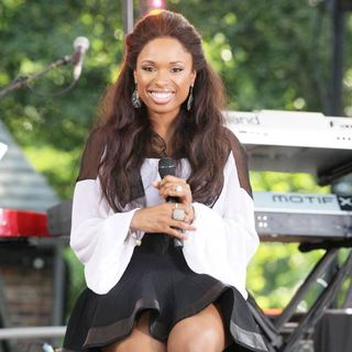 Jennifer Hudson in ABC's Good Morning America Presents Jennifer Hudson