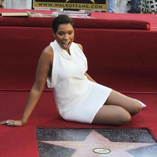 Jennifer Hudson - Jennifer Hudson Is Honored with A Star on The Hollywood Walk of Fame