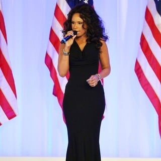 Jennifer Hudson in The Inaugural Ball