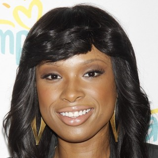 Jennifer Hudson in The Unveiling of The Jennifer Hudson and Pampers Lullaby and Goodnight Recording