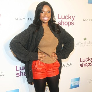 Jennifer Hudson in The Lucky Magazine's Ninth Annual Lucky Shops Event Hosted by Jennifer Hudson