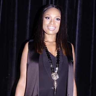 Jennifer Hudson in Paris Fashion Week Spring-Summer 2012 Ready to Wear - Givenchy Aftershow Party