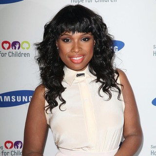 Jennifer Hudson in Samsung's Annual Hope for Children Gala