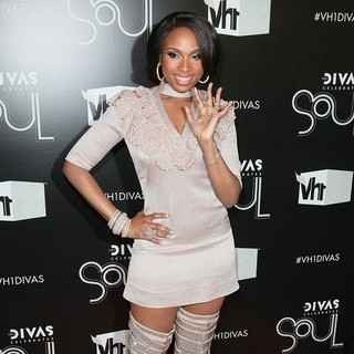 Jennifer Hudson in The VH1 Divas Celebrates Soul - Arrivals
