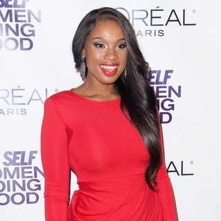 Jennifer Hudson in Women Doing Good Awards - Arrivals