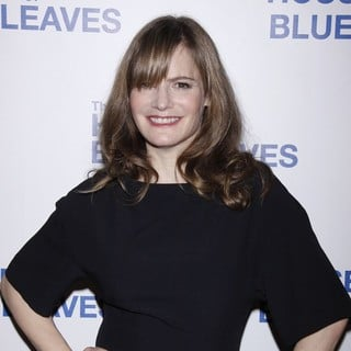 Jennifer Jason Leigh in Opening Night After Party for The Broadway Production of The House of Blue Leaves