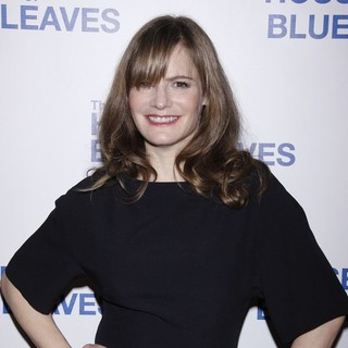 Jennifer Jason Leigh in Opening Night After Party for The Broadway Production of The House of Blue Leaves - jennifer-jason-leigh-opening-night-the-house-of-blue-leaves-02