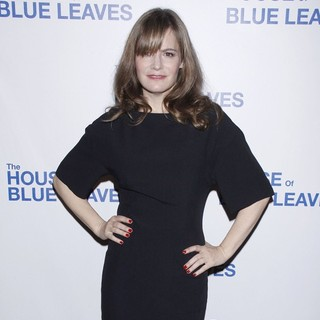 Jennifer Jason Leigh in Opening Night After Party for The Broadway Production of The House of Blue Leaves - jennifer-jason-leigh-opening-night-the-house-of-blue-leaves-03